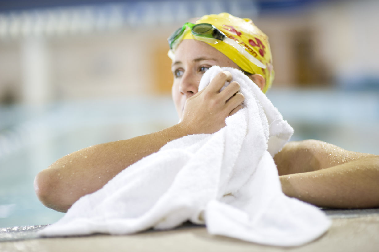 Swimming Pool Injury : Swimming injuries keeping swimmers in the pool and out of