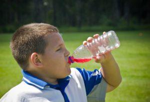 Kid sports drink