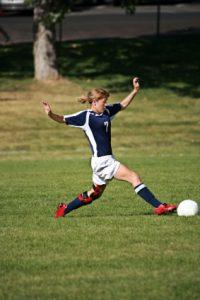 ACL knee brace soccer