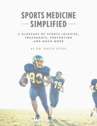 Sports Medicine handwriting maker online