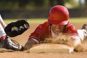 Baseball slide cropped