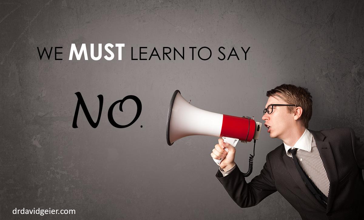 social media tips for healthcare professionals learn to say no dr