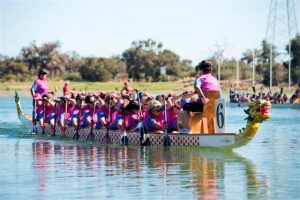 Are injuries in dragon boat racing common?