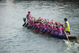 Tips to prevent injuries in dragon boat racing