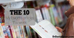 FB - The 10 Woman reading magazines