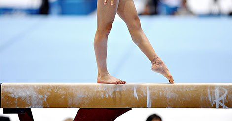 Take steps to prevent gymnastics injuries