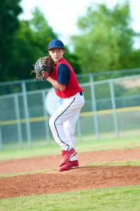 Youth baseball pitchers need pitch counts.