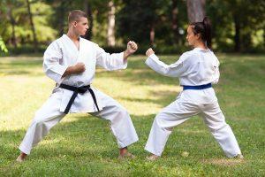 Martial arts injuries
