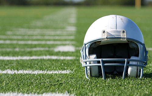 is a radical new football helmet design the answer to