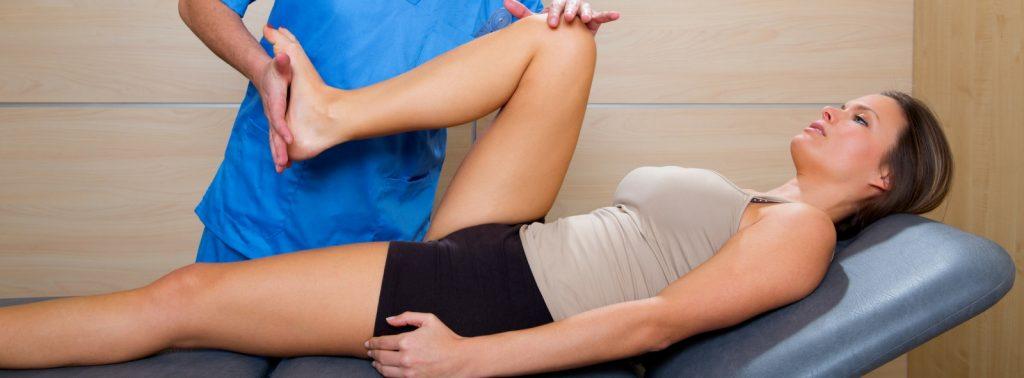 Rehab for a patellar dislocation