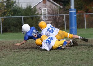 It's important to eliminate kickoffs in youth football too.