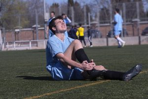Simple steps can help you avoid injuries in spring sports like soccer.