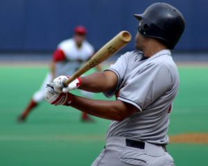 Swinging a baseball bat is a common mechanism of injury for a hook of the hamate fracture