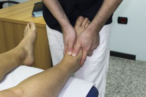 Physical therapy can help prevent repeated ankle sprains