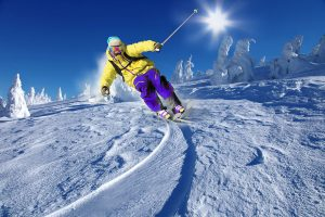 Skiing is a common sport in which a UCL injury of the thumb can occur.