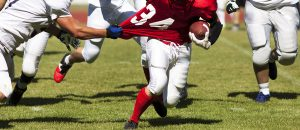 Grabbing a jersey is a common mechanism of injury with a jersey finger