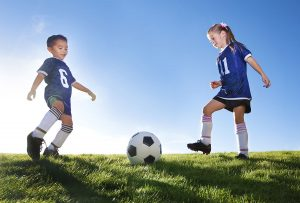Is soccer the best sport for kids?