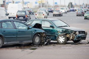 A car accident can cause a multi-ligament injury of the knee