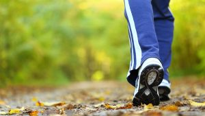 Even small amounts of walking might overcome the dangers of sitting too much
