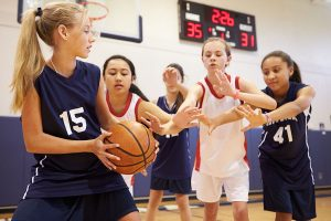 Young athletes should play multiple sports growing up.