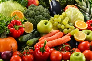 Fruits and vegetables can help you get more water