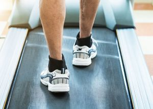 New treadmill test helps young athletes exercise after a concussion