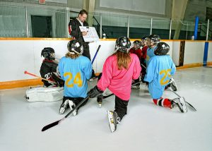 Norway's youth sports system is based on participation