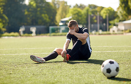 Athletes play too many games without enough rest, leading to injuries.